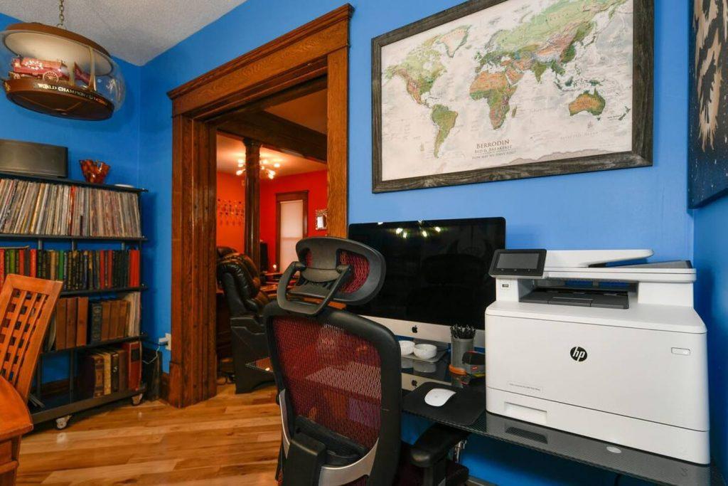 Office at B&B - Berrodin Bed & Breakfast - 44302
