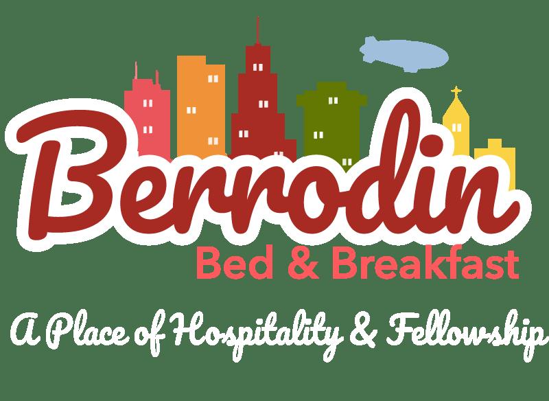 Berrodin Bed & Breakfast Logo - Berrodin Bed & Breakfast - 44302