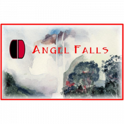 Angel Falls - akron oiho