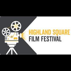 highland square film festival logo